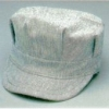 Striped Engineer Cap(Asst Sizes)
